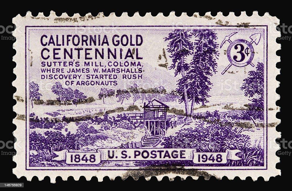 California 1948 stock photo