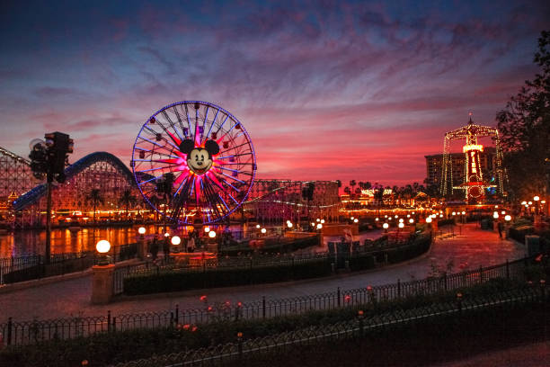 California adventure at sunset picture id1142529057?b=1&k=6&m=1142529057&s=612x612&w=0&h=tscd4jm btabfrvgrhbldkvlcu4xrftbgd9eoyq7oyo=