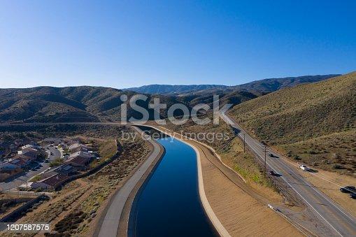 istock California Aqueduct 1207587575