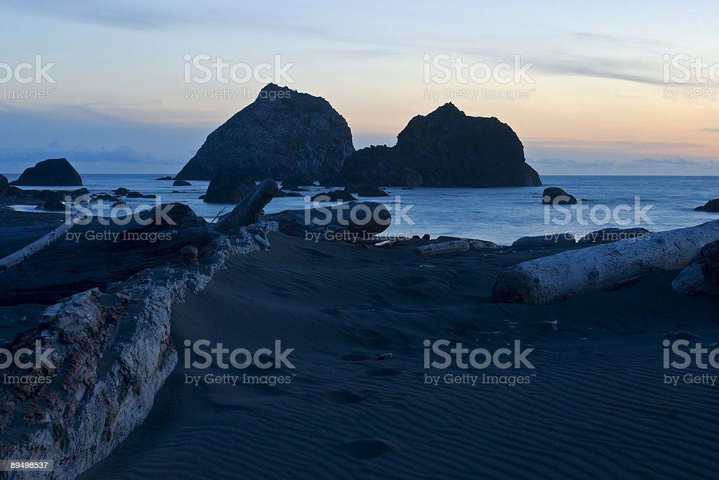 California Coast zbiór zdjęć royalty-free