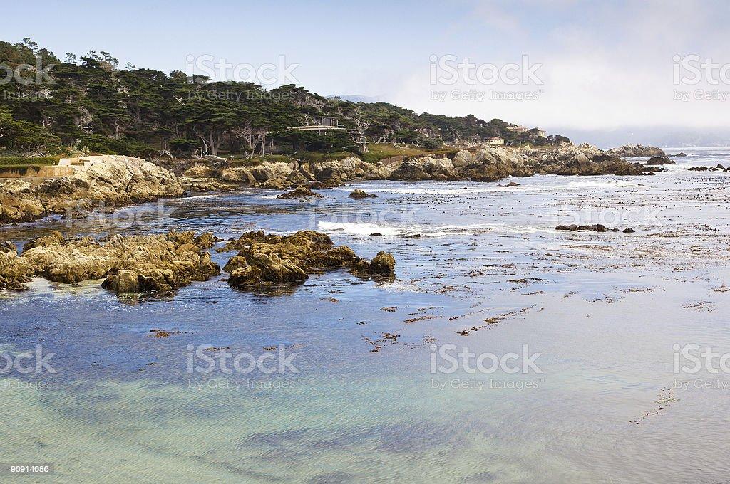 California coast royalty-free stock photo