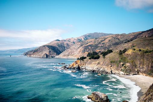 istock California Coastal Road 533856366