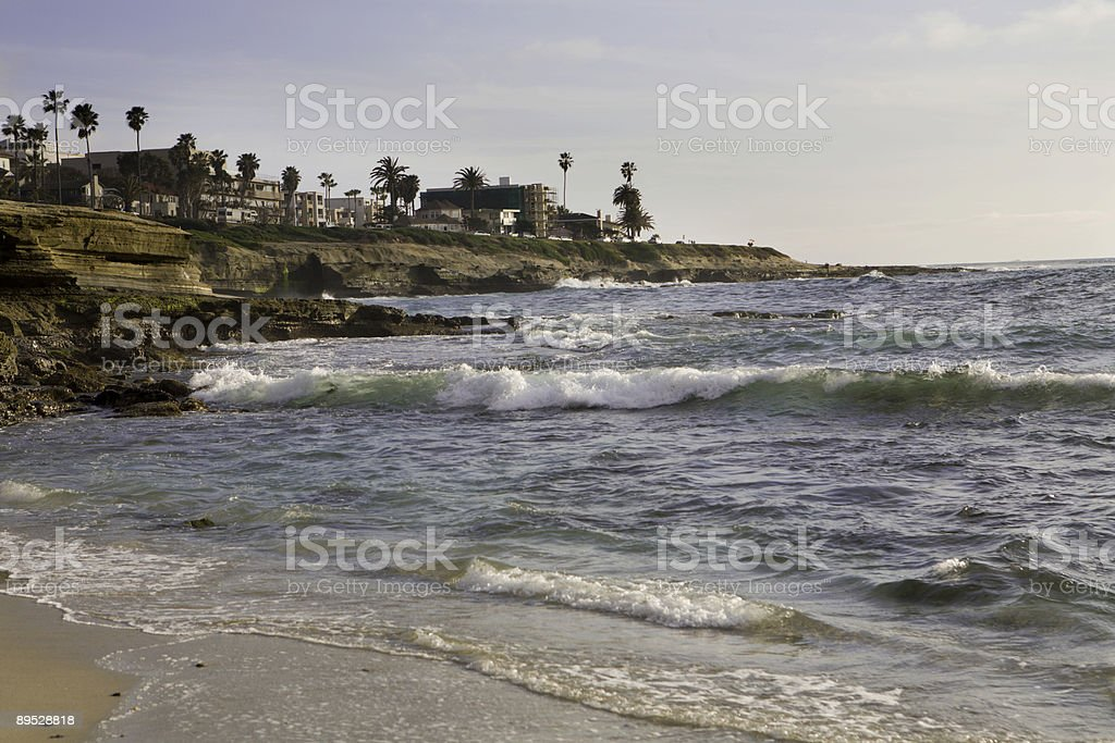 California Coastline Series royalty-free stock photo