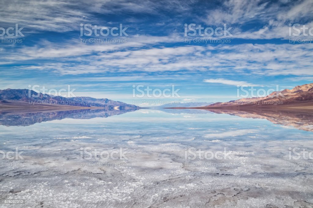 California Desert stock photo
