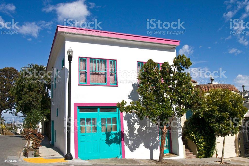 California Home royalty-free stock photo
