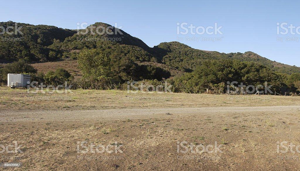 California Landscape royalty-free stock photo