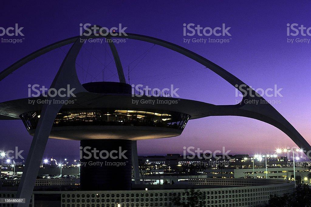 USA California, Los Angeles, International Airport stock photo