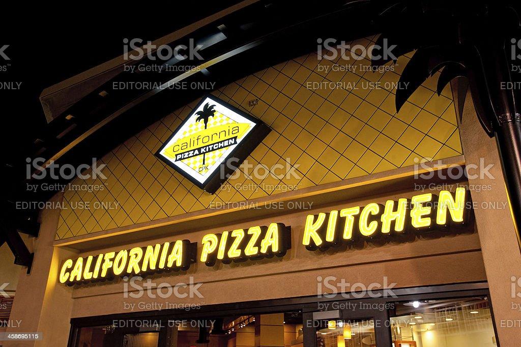 California Pizza Kitchen In Honolulu Hawaii Stock Photo Download Image Now Istock