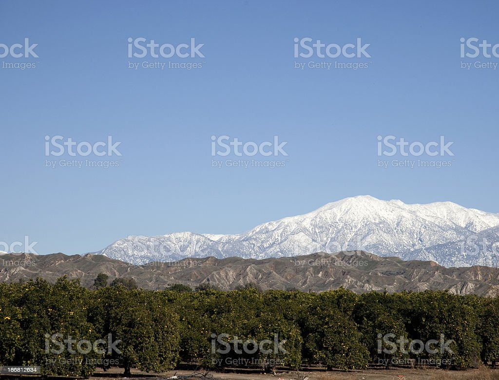 california view stock photo