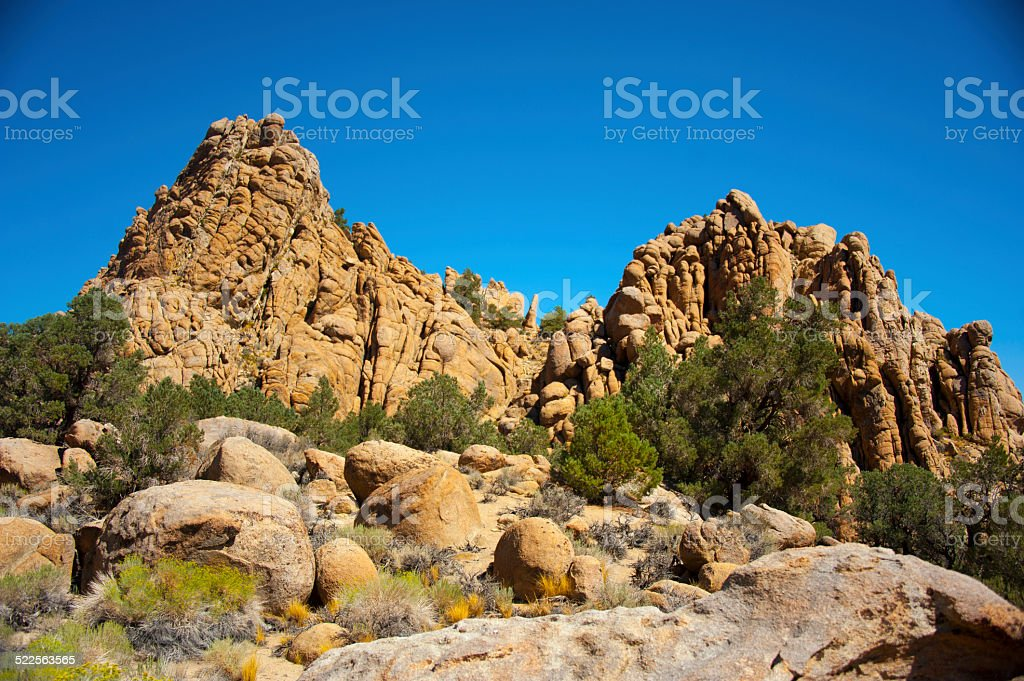 California Wilderness stock photo