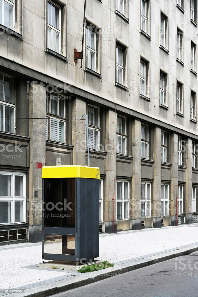 Call home royalty-free stock photo