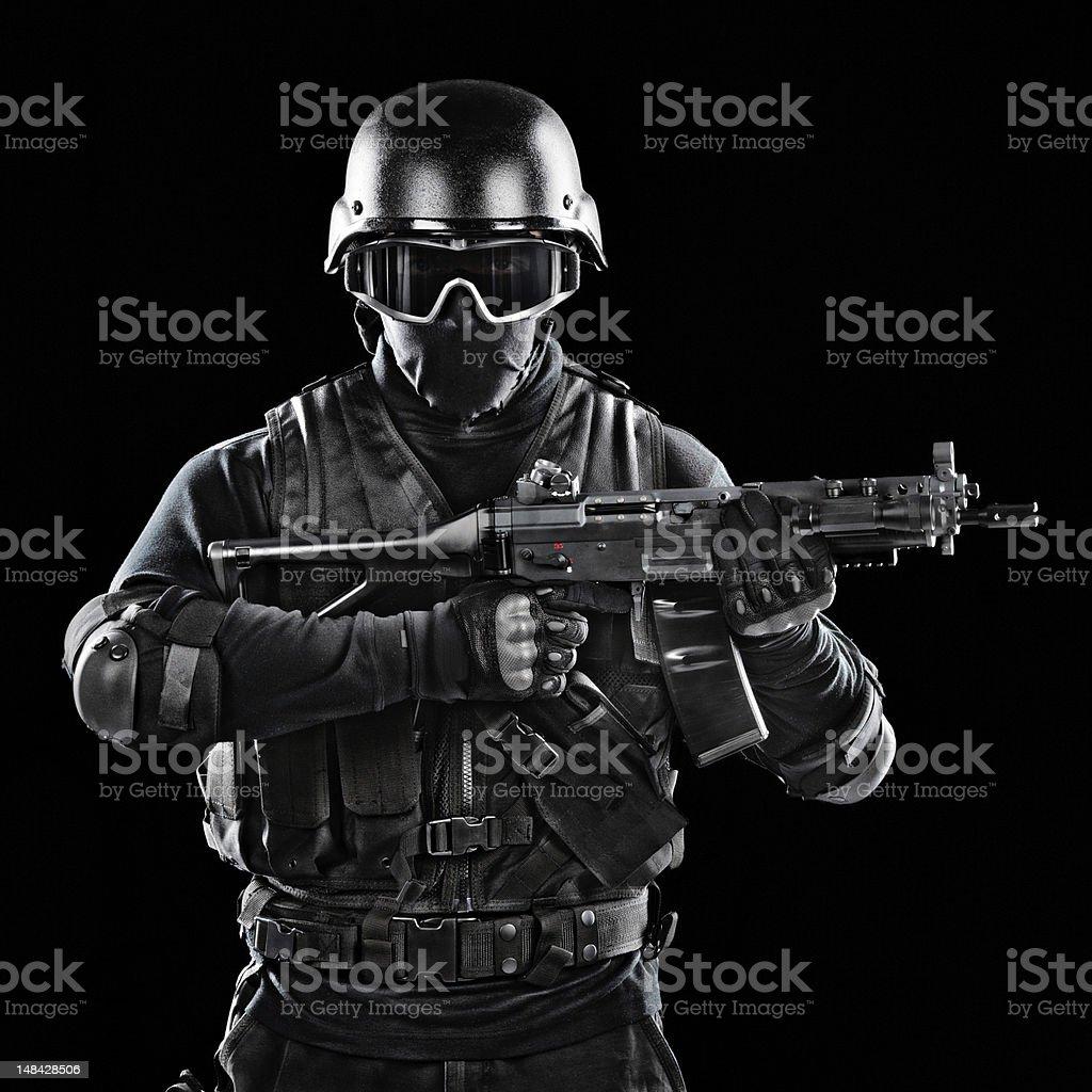 Call Of Duty royalty-free stock photo