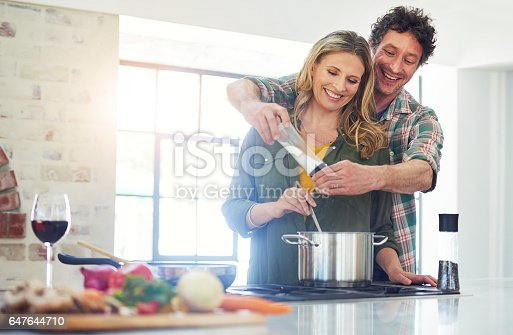 istock I call this, my special ingredient 647644710