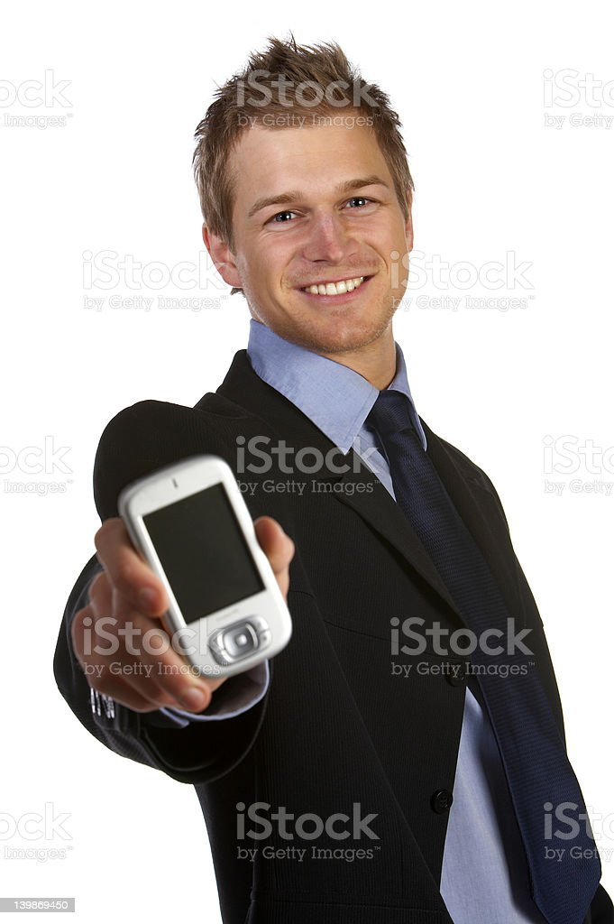 Call us if you have a problem. royalty-free stock photo