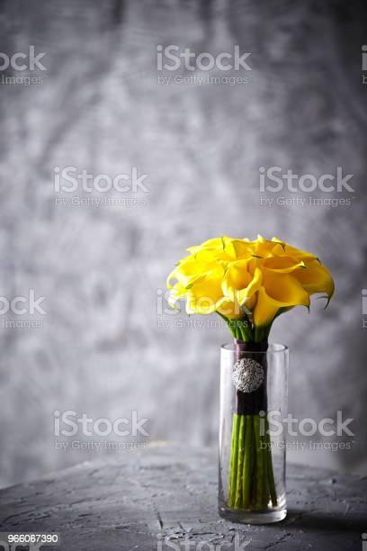 Callalily-foton och fler bilder på Blomkorg - Blomdel
