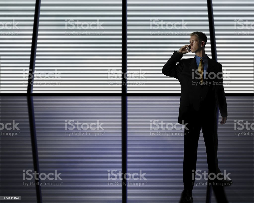 Calling Room royalty-free stock photo