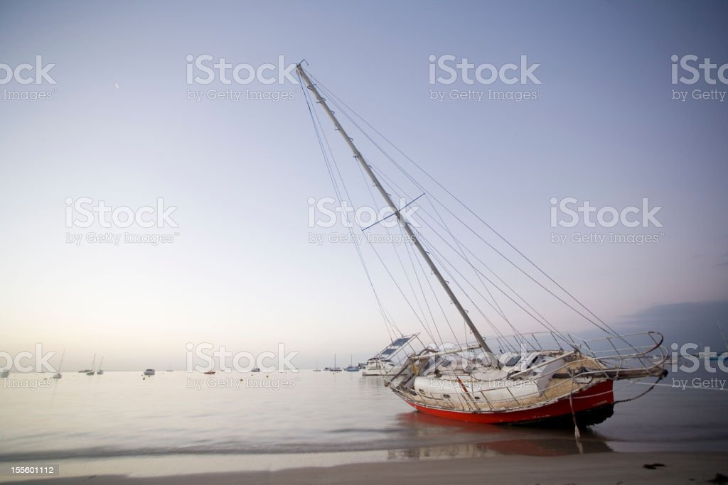 Calm After a Storm royalty-free stock photo