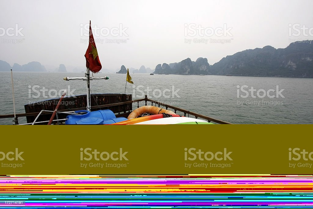 Calm In A Busy World royalty-free stock photo