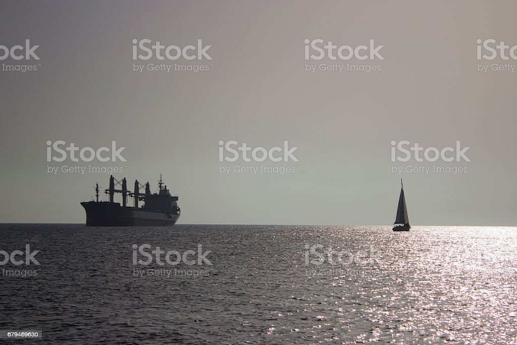 Calm Sea #2 royalty-free stock photo