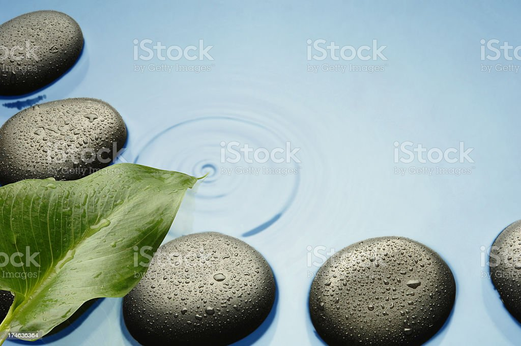 Calm Waters royalty-free stock photo