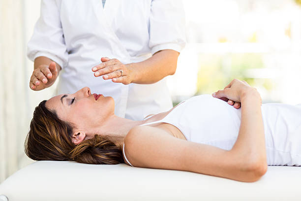 royalty free reiki pictures images and stock photos istock
