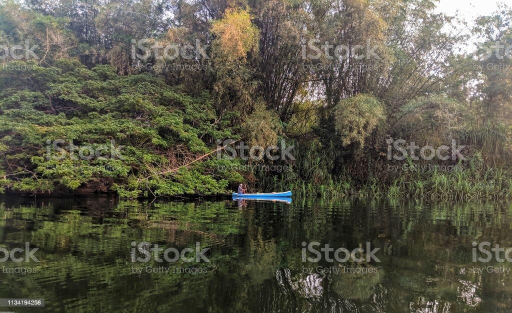 Calmness stock photo