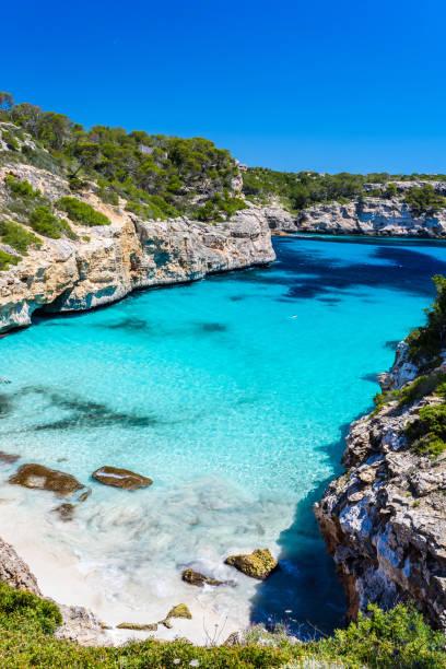 Calo Des Moro - beautiful bay of Mallorca, Spain - Photo