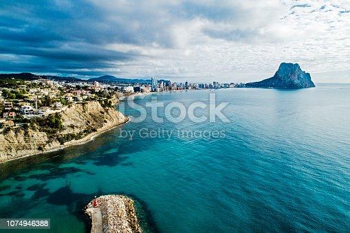 Calp Alicante Spain