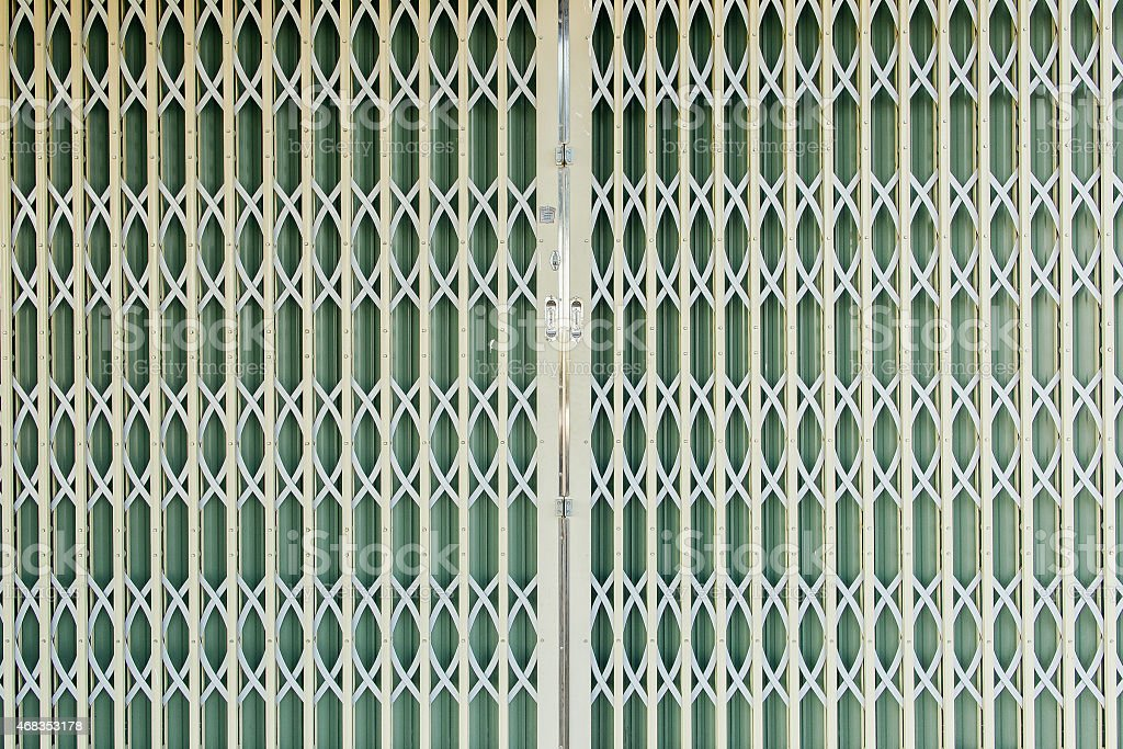calssical entrance door asia royalty-free stock photo