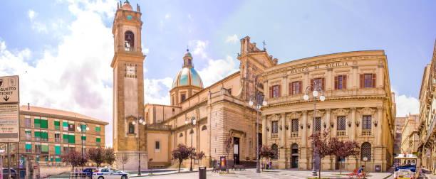 Caltagirone - Sicily - foto stock