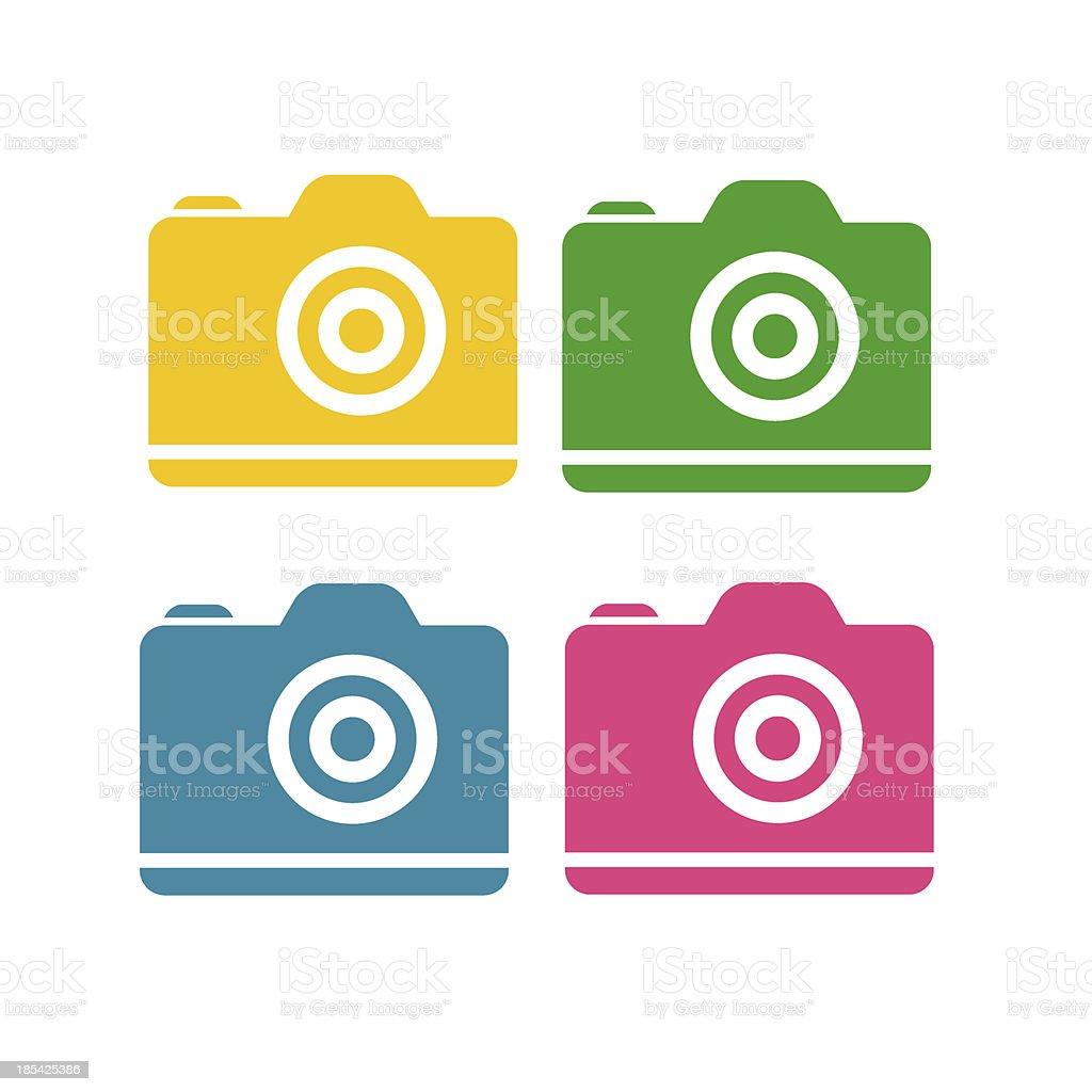 camara colorful royalty-free stock photo
