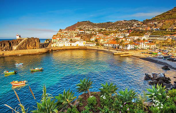 Camara de Lobos - Madeira