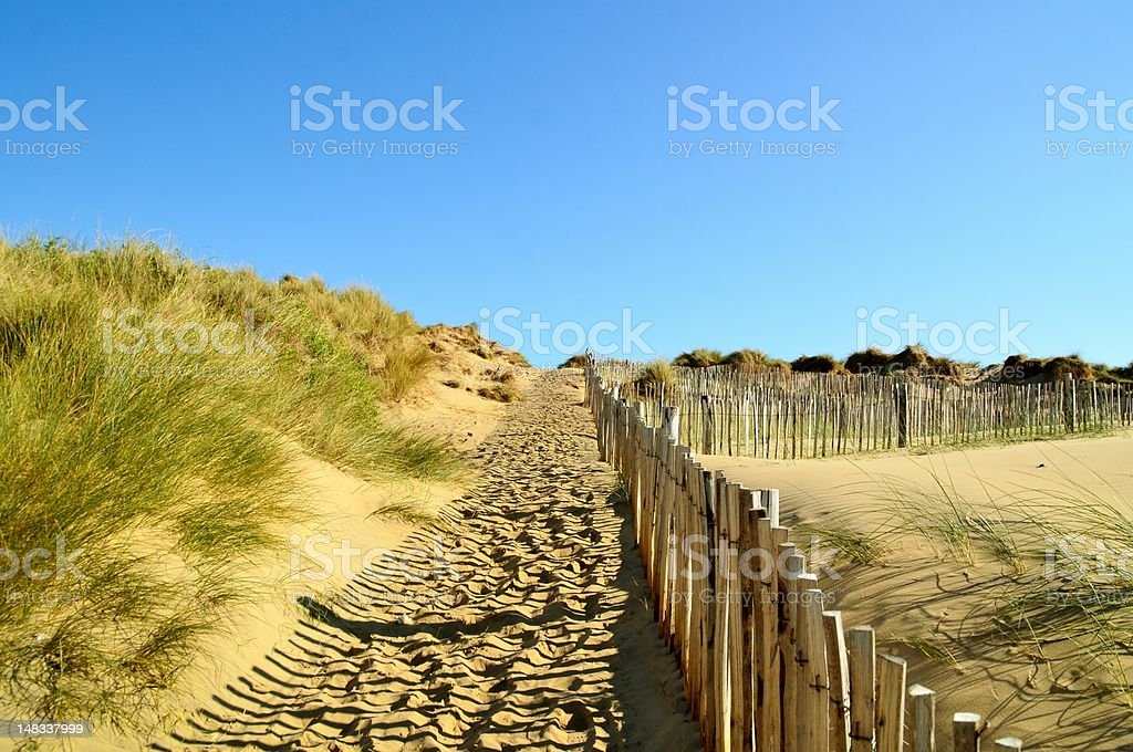 Camber Sands stock photo
