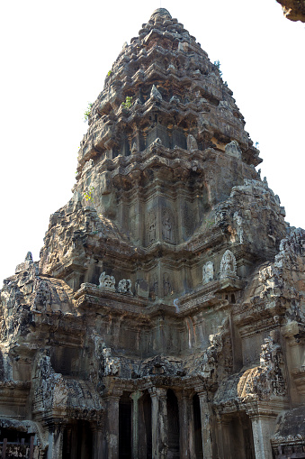 istock Cambodia, Angkor Archaeological Park 909129528