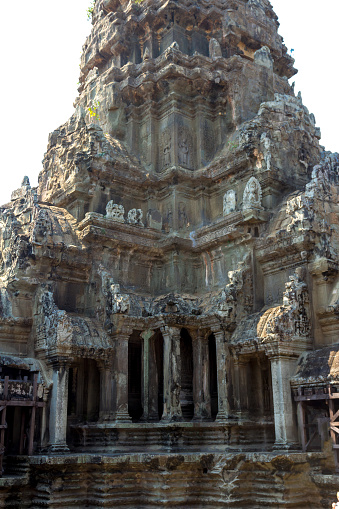 istock Cambodia, Angkor Archaeological Park 909597282
