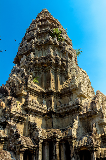 istock Cambodia, Angkor Archaeological Park 909597364
