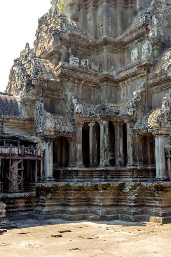 istock Cambodia, Angkor Archaeological Park 909617092