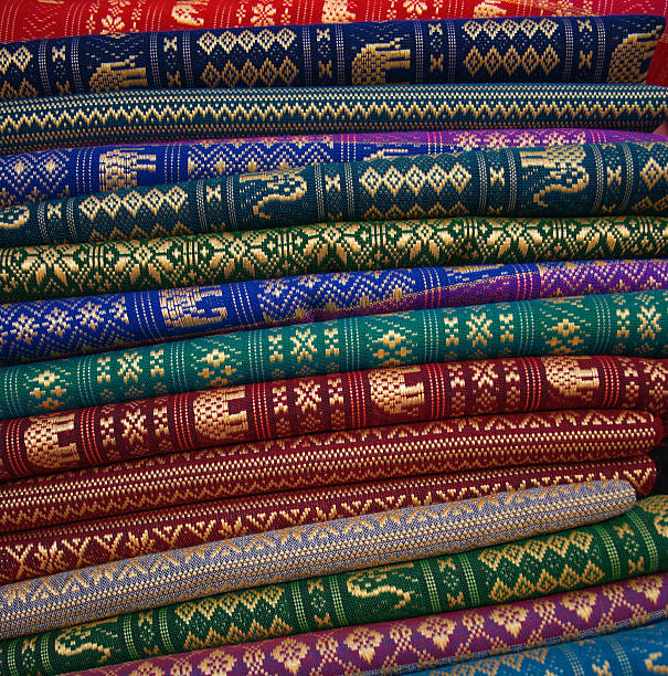 Ikat Stock Photos, Pictures & Royalty-Free Images