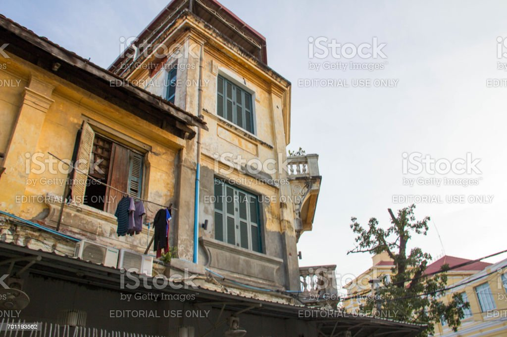 Cambodia: Phnom Penh stock photo