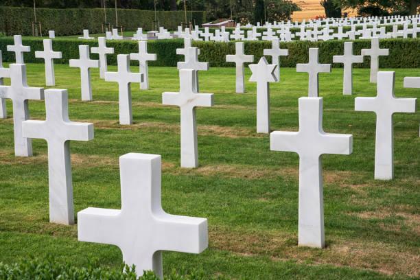 Cambridge American Cemetery and Memorial – Foto