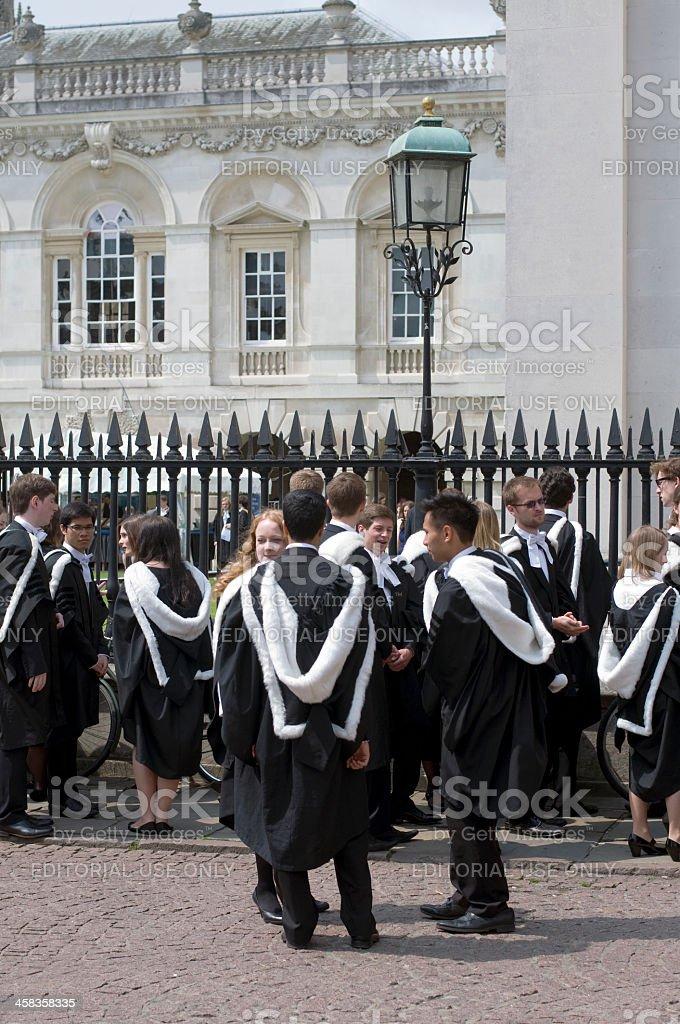 Cambridge-Abschlussfeier – Foto