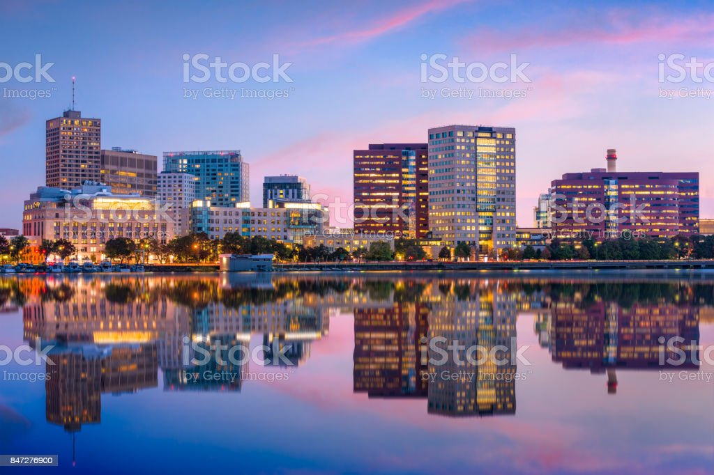 Cambridge Massachusetts USA stock photo