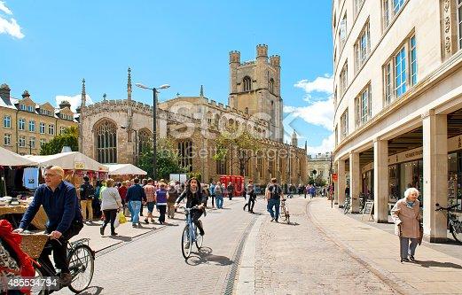 istock Cambridge 485534794