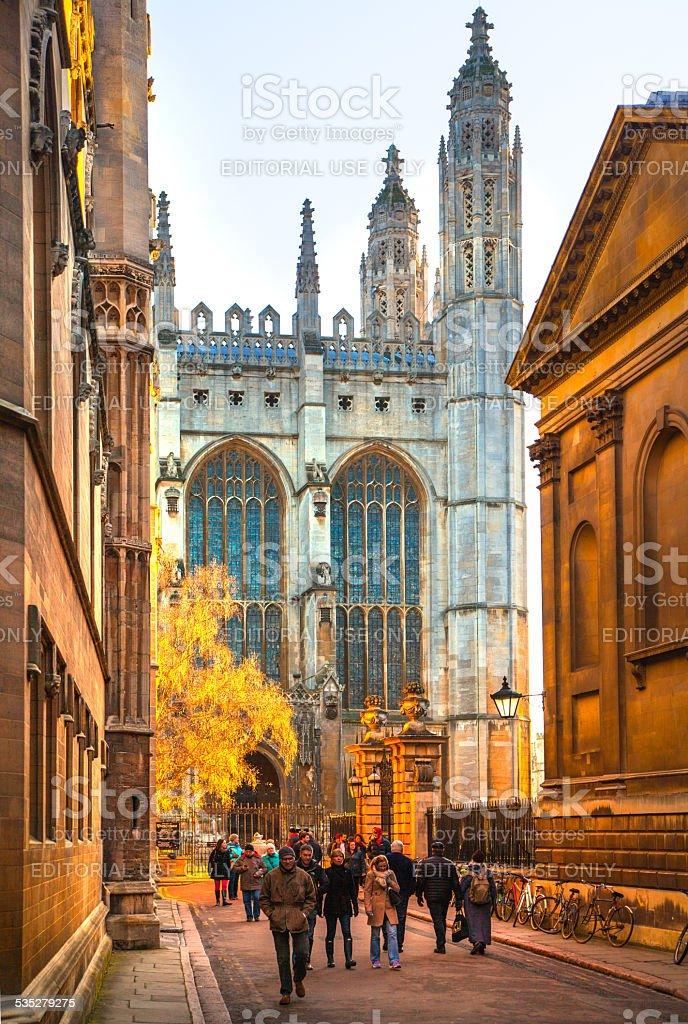 Cambridge university council, Cambridge stock photo