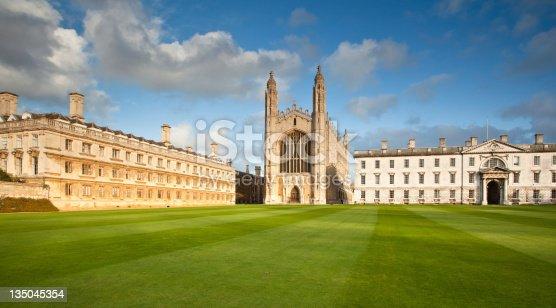 istock Cambridge University Kings College Chapel 135045354