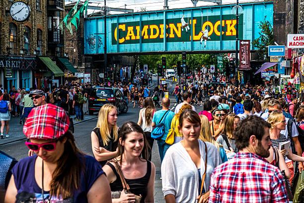 camden lock market - carlosanchezpereyra fotografías e imágenes de stock