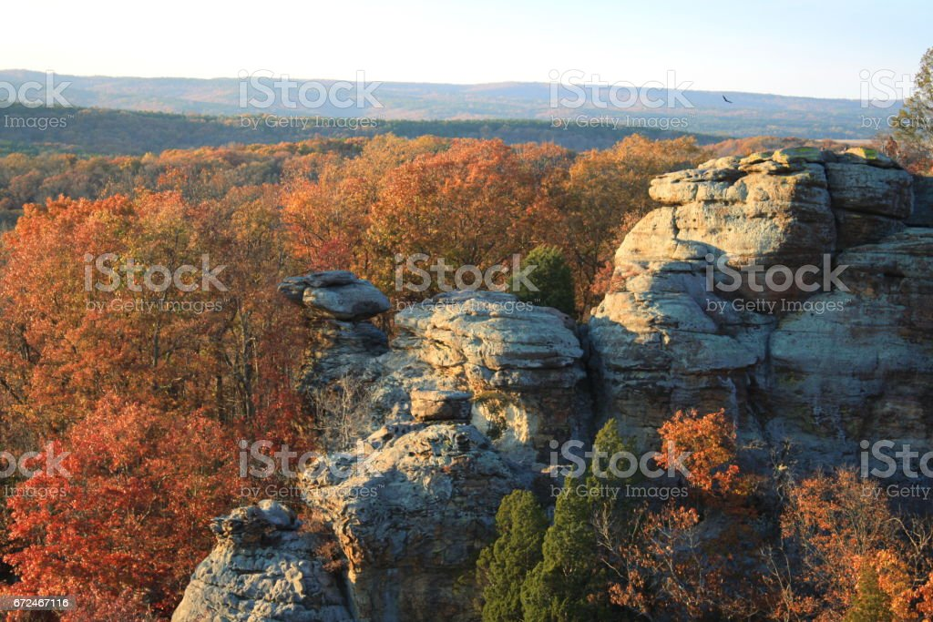 Camel Rock at Garden of the Gods stock photo