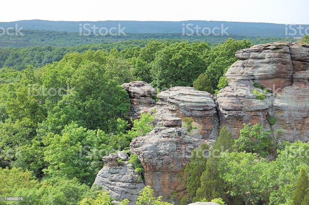 Camel Rock stock photo