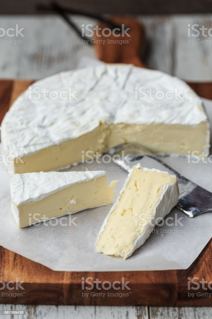 Camembert Cheese - Photo