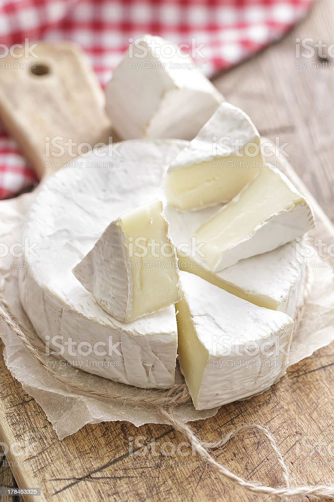 Camembert royalty-free stock photo